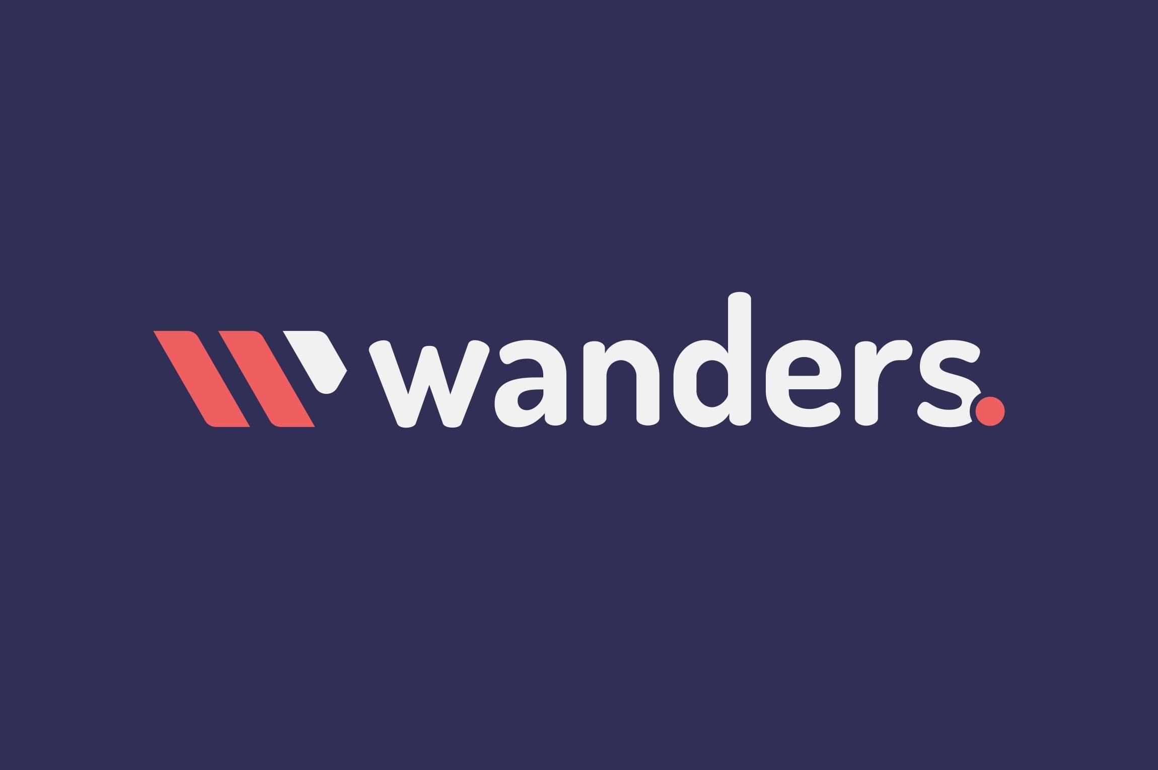 Wanders<h5>Branding / Print<h5>