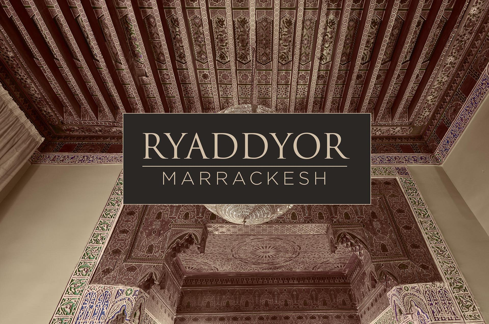 Ryaddyor <h5>– Branding / Web Design</h5>